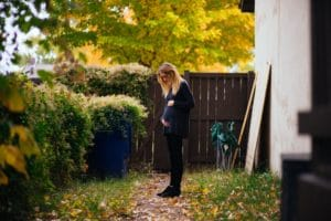 raskausajan terapia