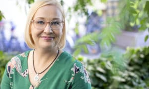 Ravitsemusterapeutti Anette Palssa